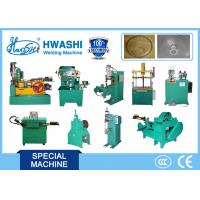 Buy cheap Fan Guard Production Line Wire Welding Machine Eco-friendly Structure from wholesalers