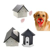 Buy cheap Train puppies ultrasonic dog deterrent Effective Garden No Bark Device from wholesalers