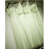 Buy cheap Elegant One Shoulder Bridesmaids Wedding Dresses with long trains LXLSQ-1149 from wholesalers