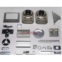 Buy cheap Stainless Steel Sheet Metal Stamping Parts , Metal Stamping Plates Parts from wholesalers