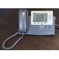 Wholesale Used Condition Cisco IP Phones 7900 Series , Cisco Small Business Phones 5 Inch Display from china suppliers