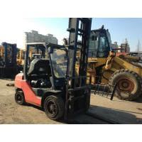 supply good condition used TOYOTA 8F 3T forklift ,original 2Z engine Manufactures