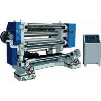 Buy cheap BOPP / PET / CPP slitting and rewinding machine , paper slitter rewinder product