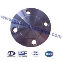 Buy cheap Supply F304L steel blind flanges from wholesalers