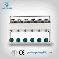 Buy cheap Ac Dc Cashmere 108 Spindles Thread Cone Winder Machine from wholesalers