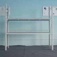 Buy cheap Warehouse Shelving Racks Two Typed Shelf Pallet Rack Single Sided from wholesalers