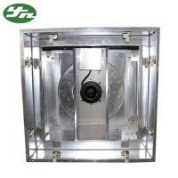 Buy cheap 304 Stainless steel BFU hepa box with fan low noise type for clean room factory from wholesalers