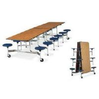 Buy cheap 12 Seaters Folding Dining Table (MXZY-222) from wholesalers
