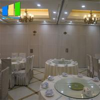 Buy cheap Soundproof Folding Doors Movable Partition Walls For Exhibition And Convention Center from wholesalers