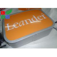 Buy cheap Water Resistant LED Illuminated Projecting Signs No Light Spot For Store Logo product