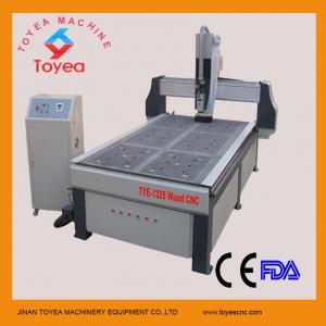 China CNC Wood Cutter machine 1300 x 2500mm TYE-1325 on sale