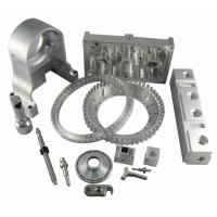 Buy cheap Aluminum CNC Auto Parts Industrial Precision Machined Auto Components from wholesalers