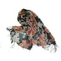 Wholesale Cotton Printed Scarf from china suppliers