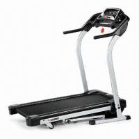 Buy cheap Motorized Treadmill with 1.5hp Drive DC Motor, CE Approved from wholesalers