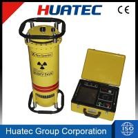 Buy cheap Panoramic radiation portable X-ray flaw detector XXH-3505 for the welding line detection from wholesalers