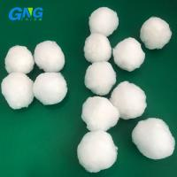 Buy cheap White Swimming Pool Filter Media / Plastic Filter Media Water Treatment from wholesalers