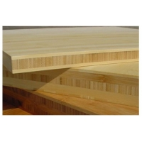 Buy cheap Indoor 21mm Bamboo Plywood Sheets Carbonized Color from wholesalers