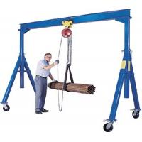 Wholesale Strong Trolley Hook Double Girder Crane from china suppliers
