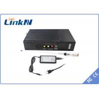 Buy cheap BNC RCA Input SD Cofdm Video Wireless Transmitter for Video And Data links from wholesalers