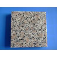 Buy cheap The cheapest Chinese Pearl Flower color Grey granite and G383 Granite tiles,Step,Slab from wholesalers