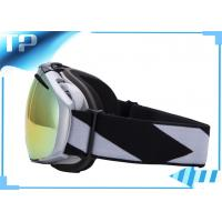 Buy cheap Anti Slip Revo Black Prescription Ski Goggles Fashionable For  Snow Sports from wholesalers