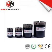 Buy cheap Medium To Hard Formation Impregnated Diamond Core Drill Bit bq nq hq pq from wholesalers