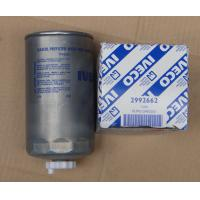 Wholesale Italy IVECO diesel engine parts,Iveco generator accessories,fuel or water filters for iveco,2992662,504048025 from china suppliers
