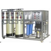 Buy cheap Electronics Food Industrial  Water purification machines with Reverse Osmosis device from wholesalers