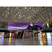 Buy cheap Airport Led Video Screen Hire Indoor Led Advertising Signs P3 High Definition from wholesalers
