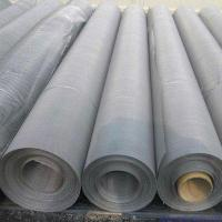 Plain Weave Stainless Steel Wire Mesh / Printing Wire Screen Manufactures