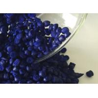 Fluorescence blue Plastic Masterbatch With 10% - 50% Pigment Content Manufactures