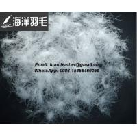 Wholesale Chinese 50% Factory Cheap duck down and goose down and feather for comforters duvets from china suppliers