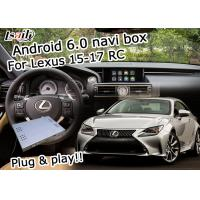 Buy cheap 480 * 800 Definition Lexus Video Interface from wholesalers