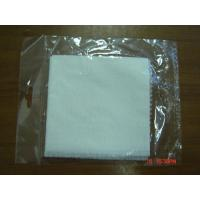 China Tack cloth white Car paint use cleaning cloth on sale
