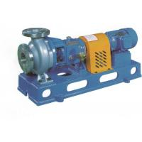 Mechanical Seal Chemical Process Pump For Convey Corrosive Liquid / Water Manufactures
