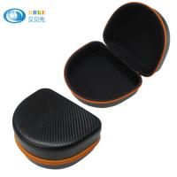 Buy cheap Black Color EVA Headphone Case For Audio Technical , Shockproof EVA Foam Case product