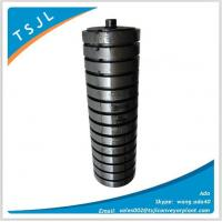 Buy cheap Abrasion resistant and high quality convyeor impact idler rubber roller supplier from wholesalers