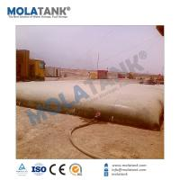 Buy cheap Mola Tank Used ISO tank storage tanks China manufacturer pvc material tanks for sale from wholesalers