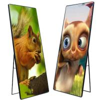 Buy cheap Poster Indoor Mirror Led Display P2.5 2000 Nits Brightness For Advertising Usage from wholesalers