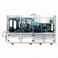 Buy cheap Liquid filling machine, suitable for can filling and capping carbonated beverage product