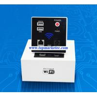 Buy cheap USB hotel wifi extender,wireless router for hotel room 300mbps from wholesalers