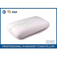Buy cheap Traditional King Size Memory Foam Pillow Neck Support , Orthopedic Pillows For Neck Pain from wholesalers