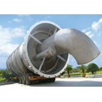 Buy cheap ASME U Stamp Stainless Steel Pressure Vessel  Second Reactor EB/BS PLANT from wholesalers