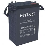 Buy cheap 6V 335Ah Deep Cycle VRLA Battery Equivalent Of Golf Cart Battery Trojan J305P from wholesalers