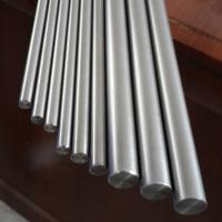 Buy cheap Lightweight 6AL - 4V Titanium Alloy Bar Heat Resistance Multi Functional from wholesalers