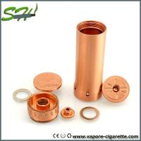 Copper hades Mechanical Mod E Cig for Huge Vapor Manufactures