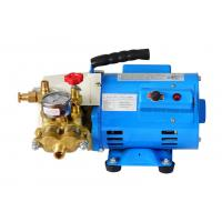 Buy cheap 400 W Electric Pipe Machine Double Cylinder Pressure Testing Pump from wholesalers
