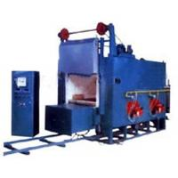Buy cheap Complete fiber trolley type furnace oil fired furnace roasting furnace from wholesalers