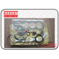 Buy cheap 5-87812867-0 Isuzu Cylinder Head Gasket Set For TFR17 4ZE1 5878128670 from wholesalers