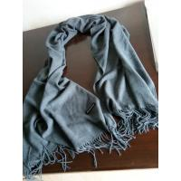 Buy cheap Top fashion good quality new design 100% cashmere scarf with multiply colors from wholesalers